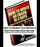 how to write a kindle ebook fast