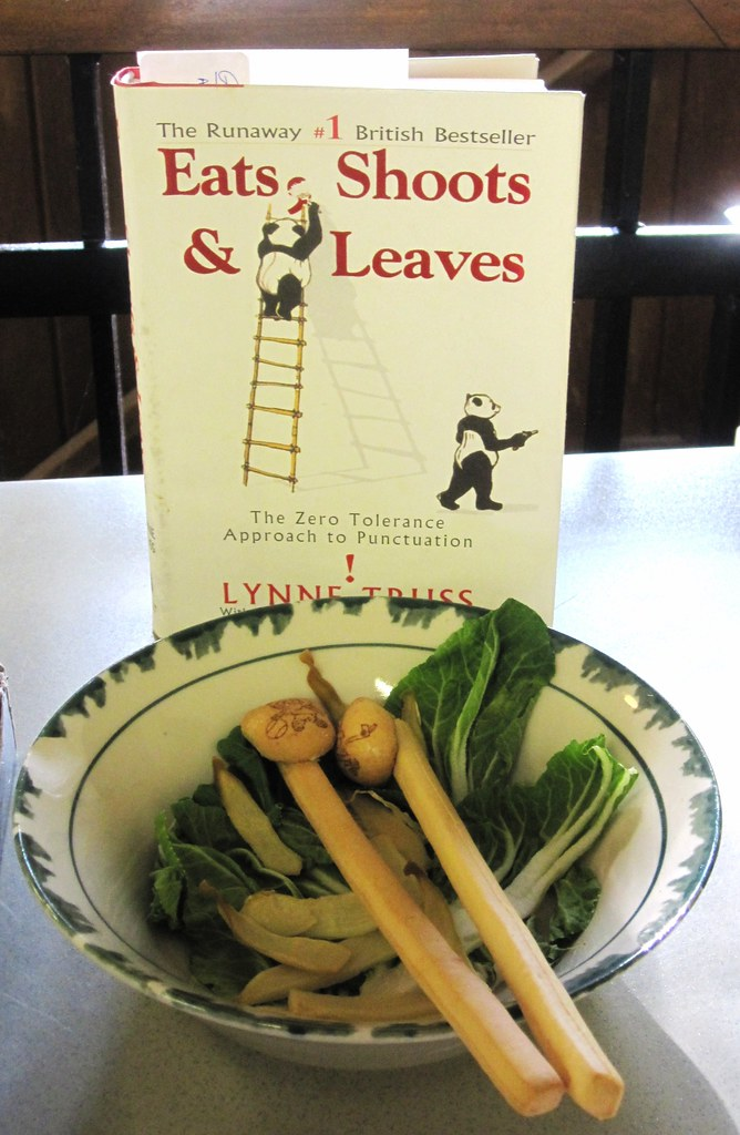 eats shoots and leaves free ebook