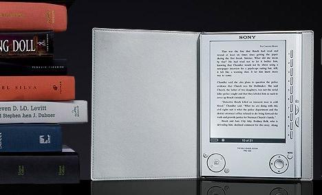 sony ebook reader prs 505 software