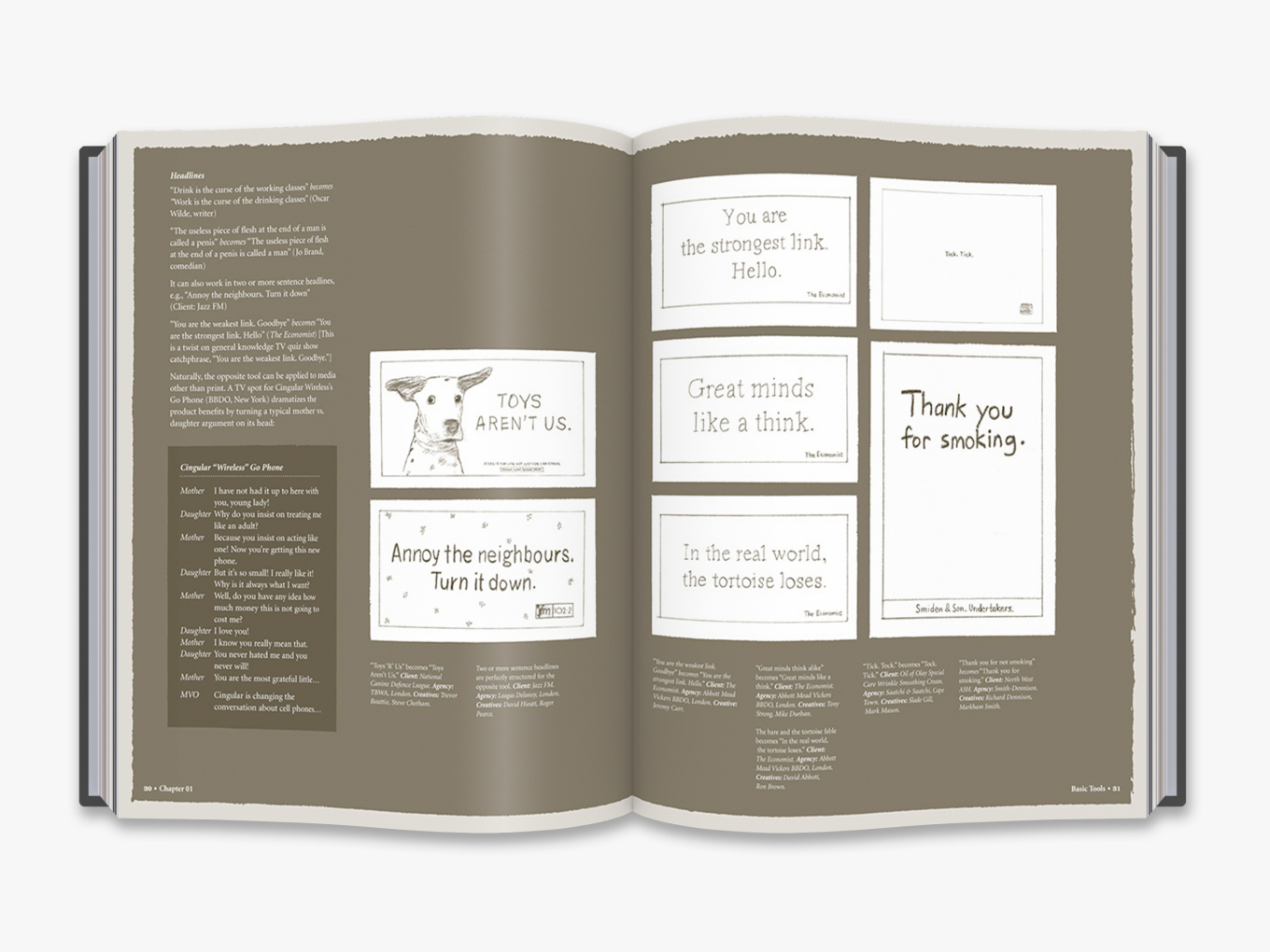 advertising concept and copy ebook