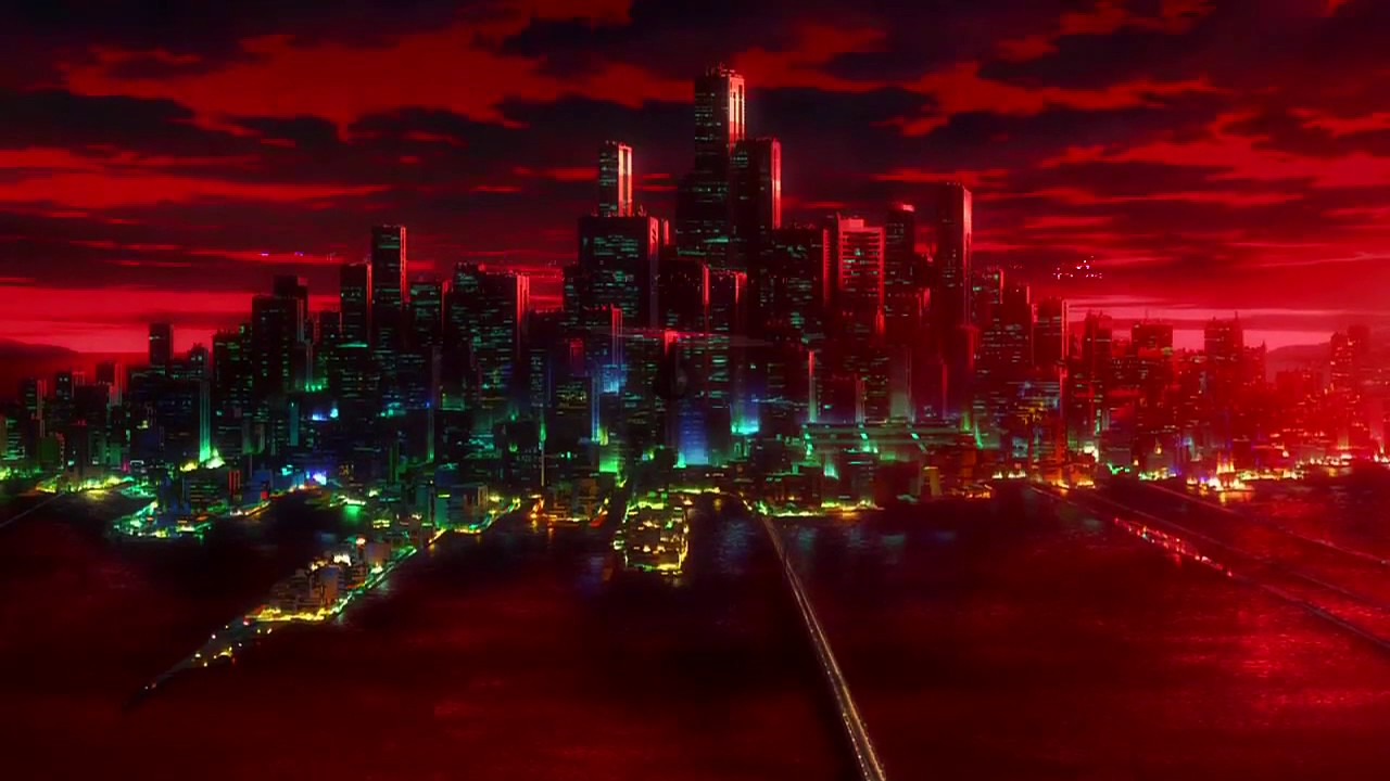 cities of the red night epub