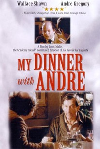 my dinner with andre ebook