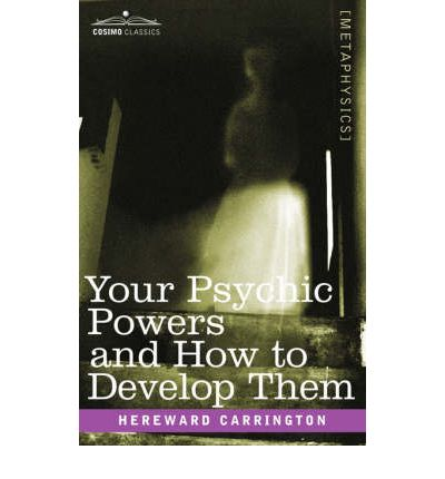 how to develop psychic powers free ebook