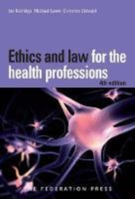 ethics and law for the health professions ebook