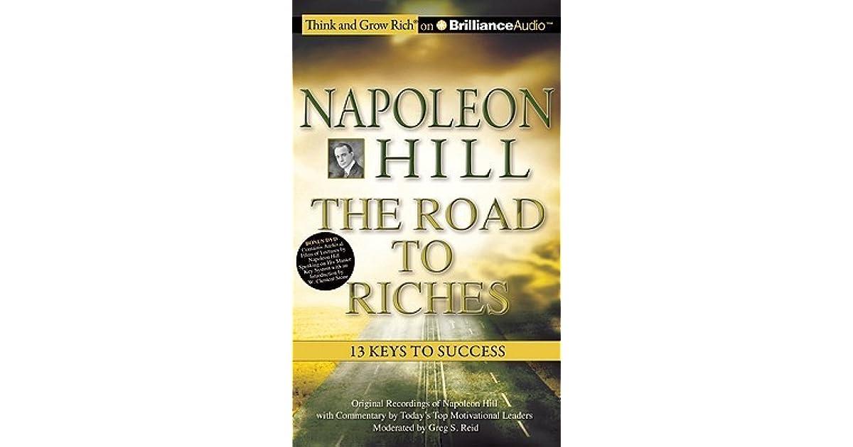napoleon hill keys to success epub