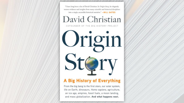 origin story a big history of everything epub