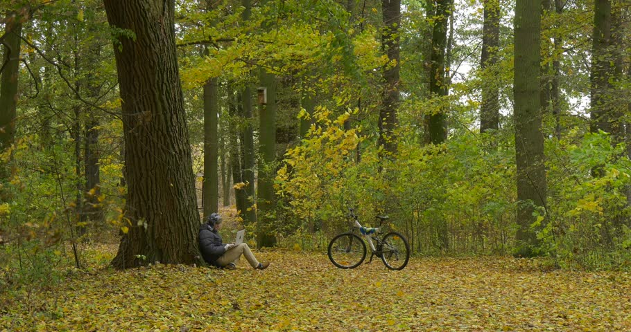 beauty in autumn ebook bike