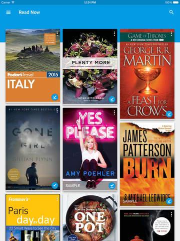 ebook reader google play books