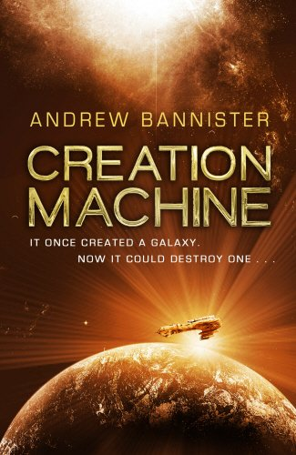 creation machine andrew bannister epub