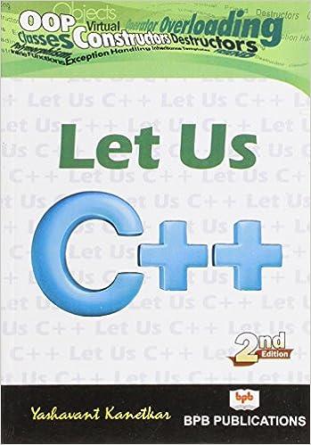 yashwant kanetkar c++ ebook download