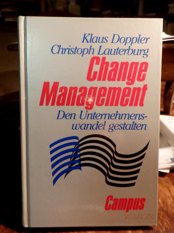 change management den unternehmenswandel gestalten ebook