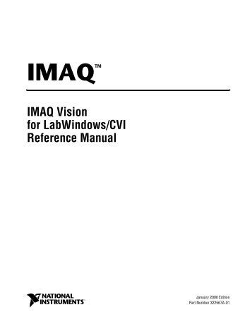labwindows cvi programming for beginners ebook free download