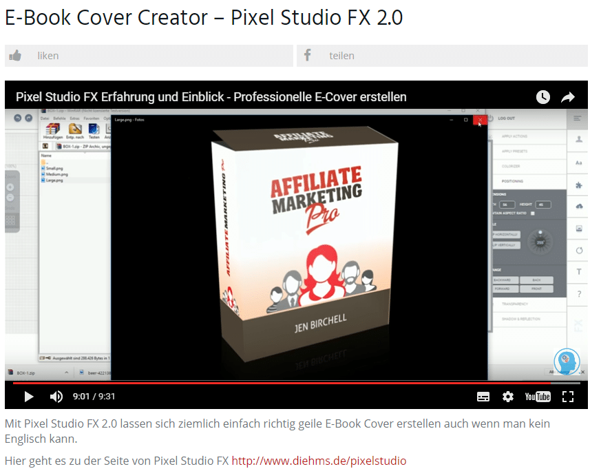 ebook cover creator software free