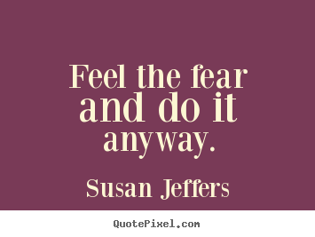 feel the fear and do it anyway ebook