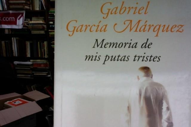 gabriel garcia marquez memoria de mis putas tristes epub