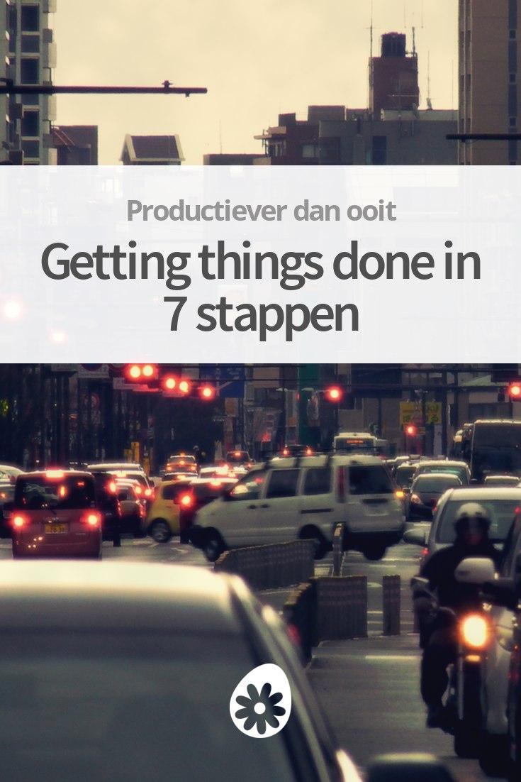 getting things done ebook nederlands