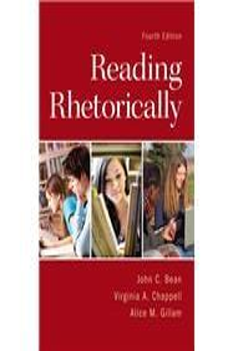 reading rhetorically 4th edition ebook