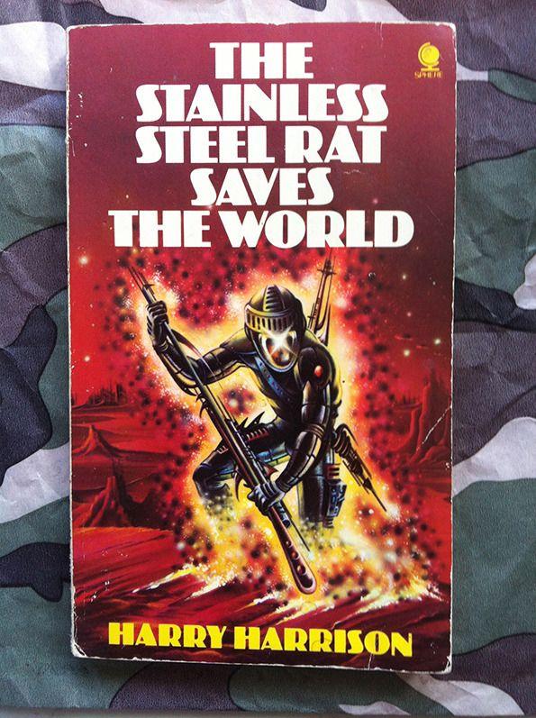stainless steel rat free ebook