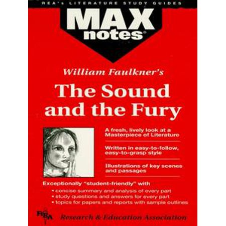 the sound and the fury epub