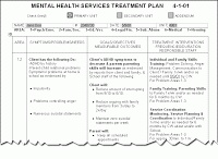 treatment plans and interventions for depression and anxiety disorders ebook